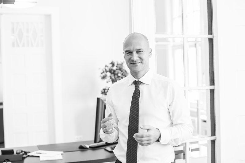 Björn Burkhardt von der Quants Vermögensmanagement AG in Nürnberg