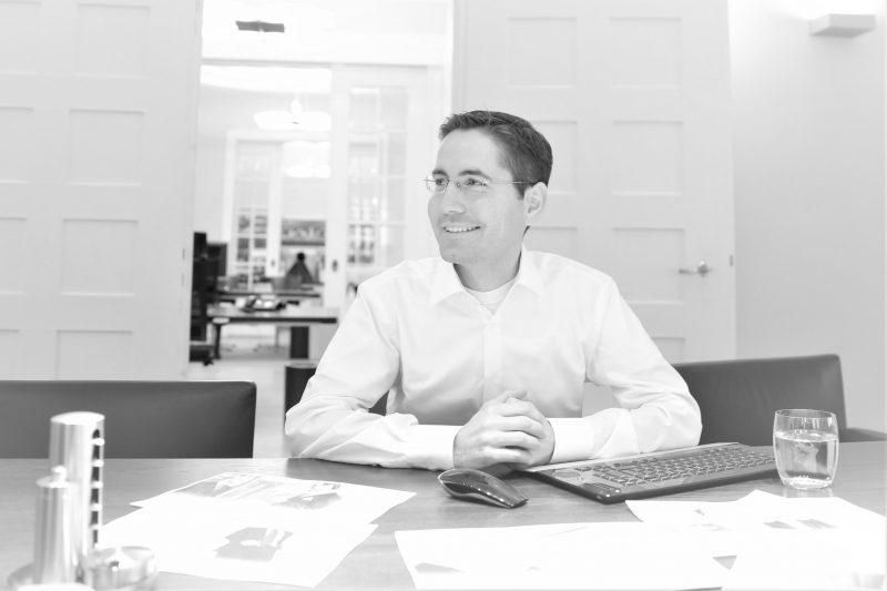 Dr. Maximilian Schreyer von der Quants Vermögensmanagement AG in Nürnberg